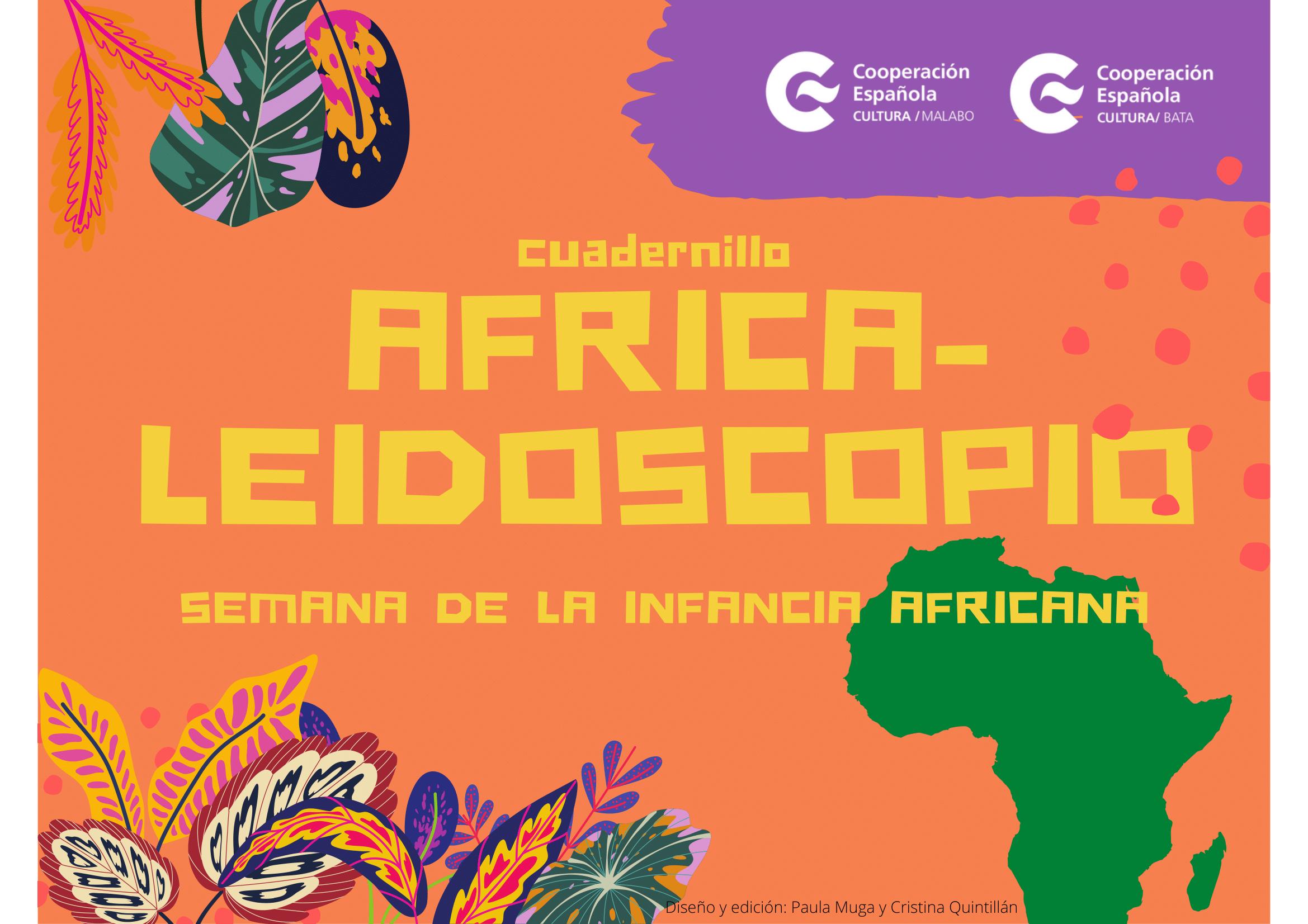 Cuadernillo-Africaleidoscopio